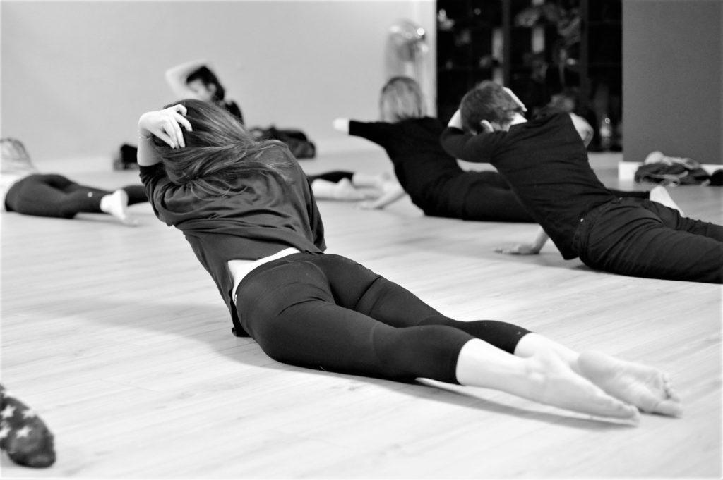 un corps qui muscle son dos